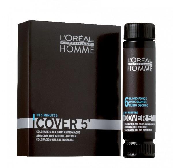 L´Oréal HOMME Cover 5 No 7 mittelblond 50ml